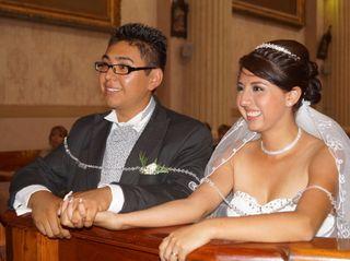 La boda de Lucero y Orlando