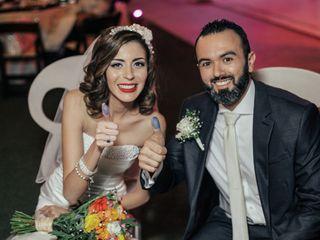 La boda de Denia y Omar