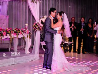 La boda de Samanta y Uriel 1