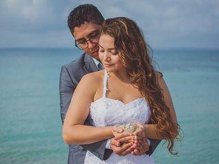 La boda de Samanta y Uriel