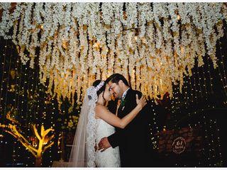 La boda de Alejandra y Xavier 1