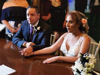 La boda de Miralda y Saul 2