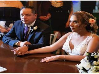 La boda de Miralda y Saul