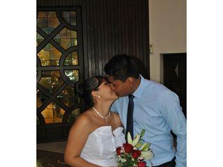 La boda de Kenel  y Esteban  1