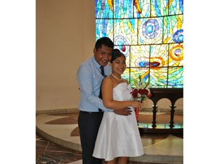 La boda de Kenel  y Esteban