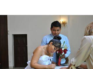 La boda de Kenel  y Esteban  3