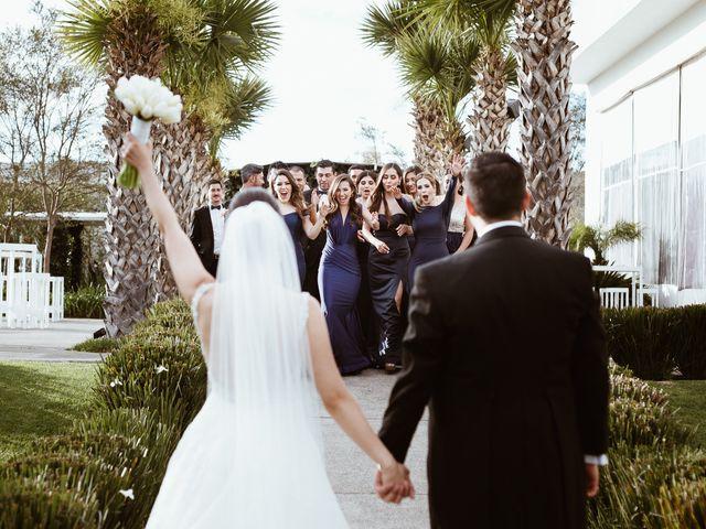 La boda de Diego y Gina en Guadalajara, Jalisco 1