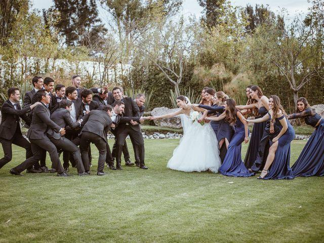 La boda de Diego y Gina en Guadalajara, Jalisco 17