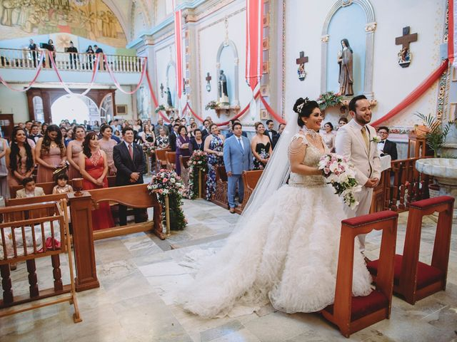 La boda de Carlos y Cinthia en Texcoco, Estado México 4