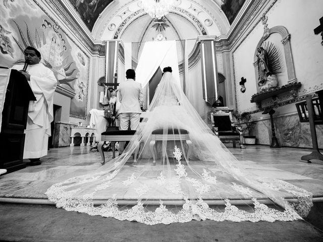 La boda de Carlos y Cinthia en Texcoco, Estado México 6