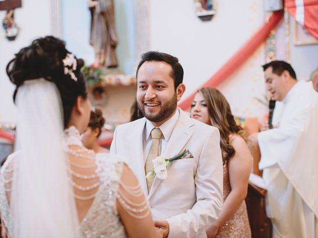 La boda de Carlos y Cinthia en Texcoco, Estado México 7
