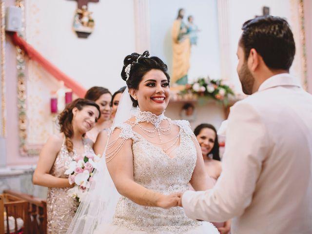 La boda de Carlos y Cinthia en Texcoco, Estado México 8