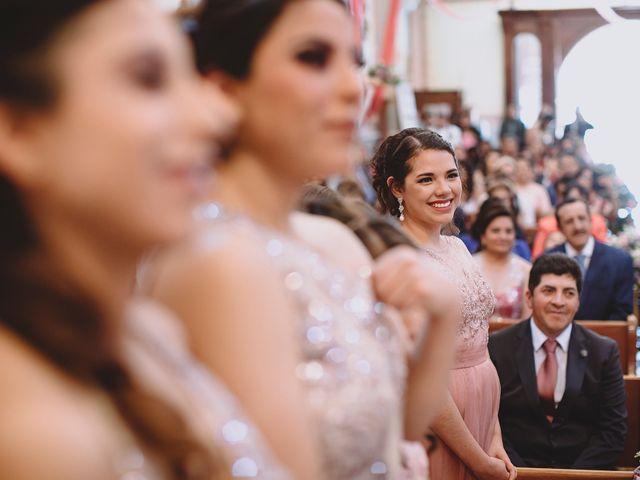 La boda de Carlos y Cinthia en Texcoco, Estado México 2