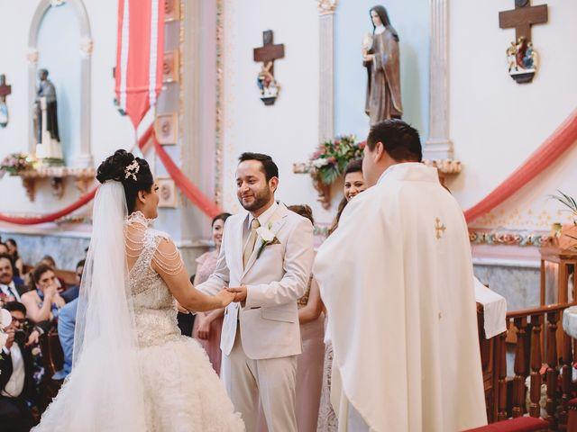 La boda de Carlos y Cinthia en Texcoco, Estado México 11