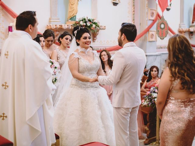 La boda de Carlos y Cinthia en Texcoco, Estado México 12