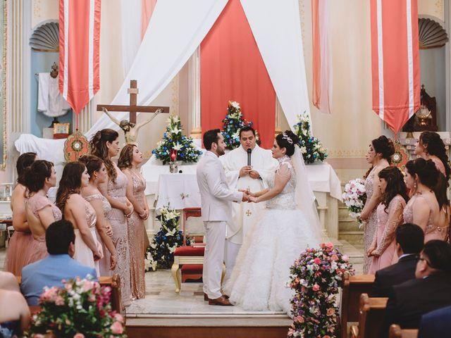 La boda de Carlos y Cinthia en Texcoco, Estado México 13