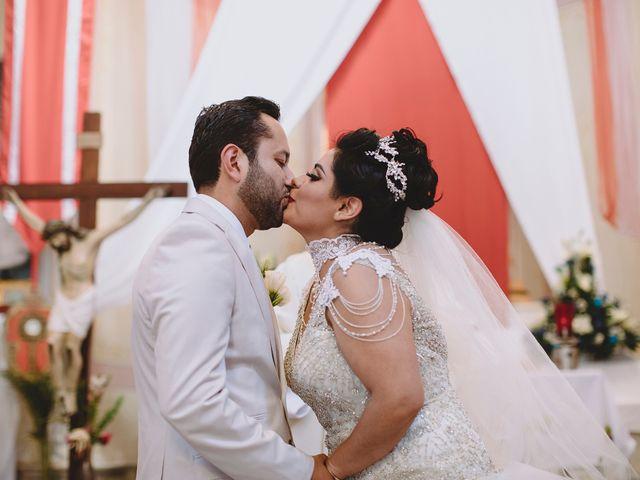La boda de Carlos y Cinthia en Texcoco, Estado México 14