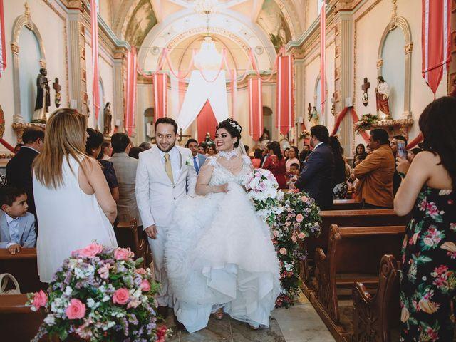 La boda de Carlos y Cinthia en Texcoco, Estado México 36