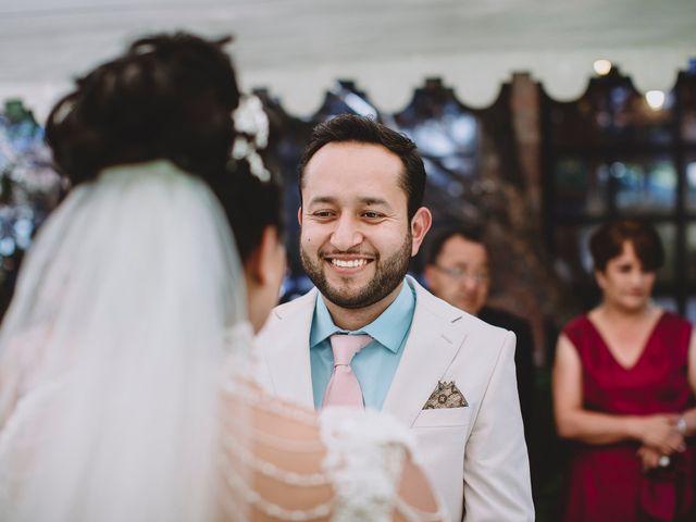 La boda de Carlos y Cinthia en Texcoco, Estado México 29