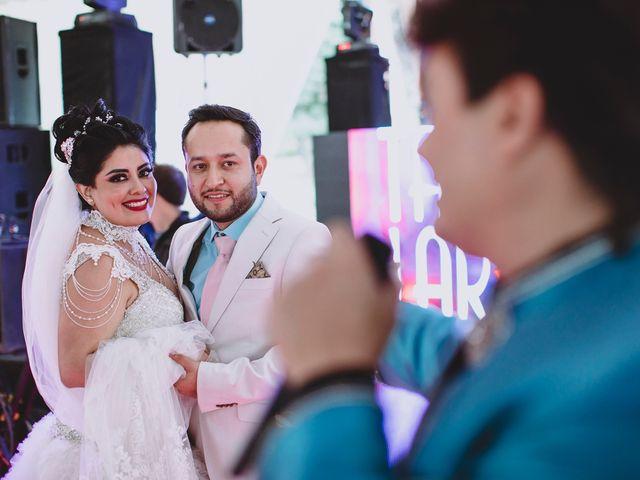 La boda de Carlos y Cinthia en Texcoco, Estado México 20