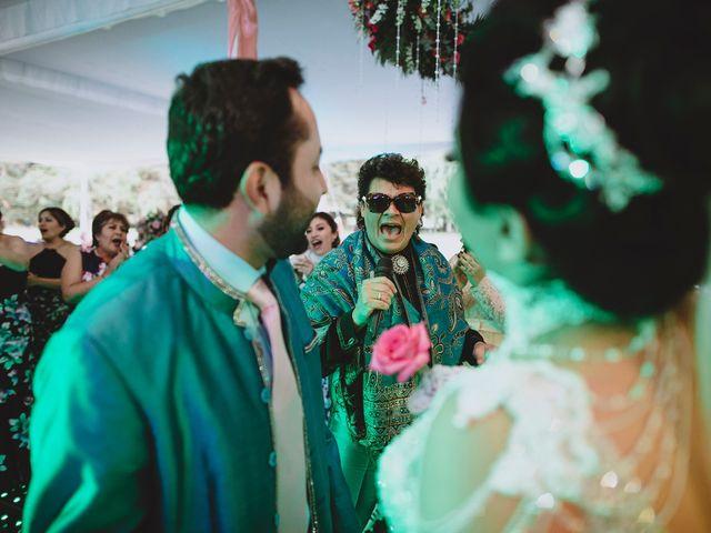 La boda de Carlos y Cinthia en Texcoco, Estado México 27