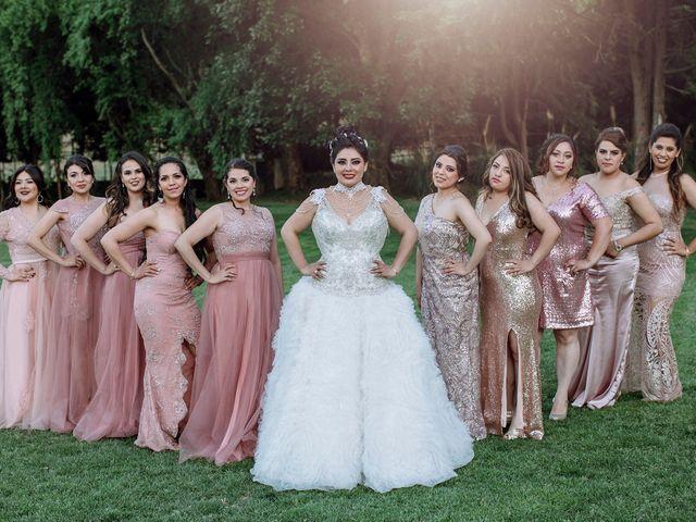 La boda de Carlos y Cinthia en Texcoco, Estado México 1