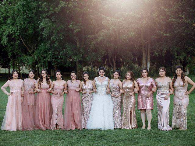 La boda de Carlos y Cinthia en Texcoco, Estado México 30