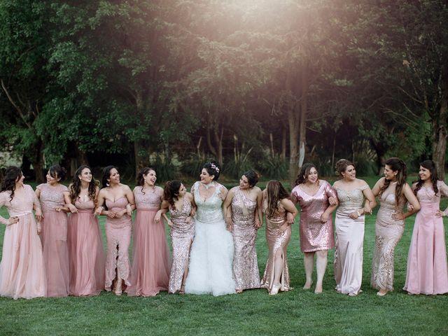 La boda de Carlos y Cinthia en Texcoco, Estado México 31