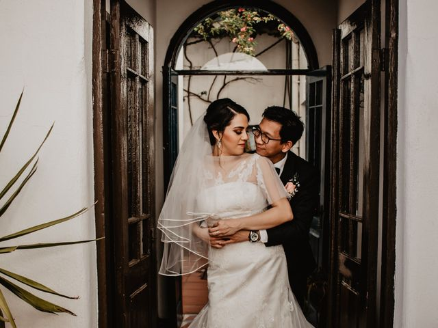 La boda de Paty y Ray