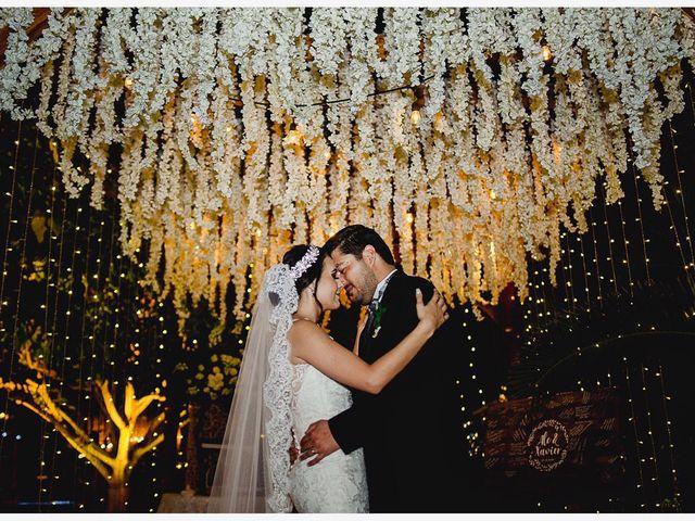 La boda de Alejandra y Xavier