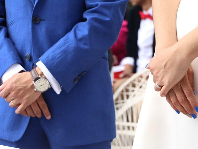La boda de Rocio Xochitl y Luis Arturo