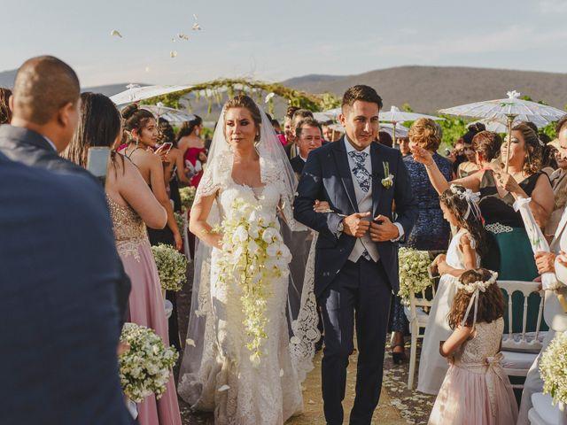 La boda de Sulidey y Antonio