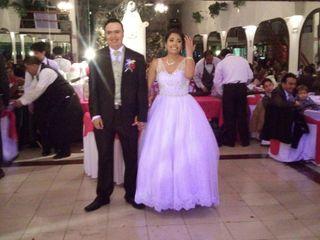 La boda de Vane y Dani