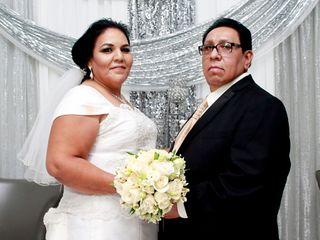 La boda de Isabel y Sergio