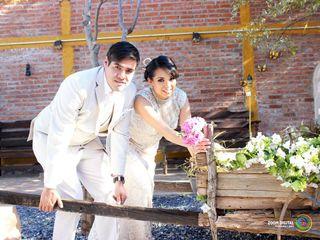 La boda de Pawis y Diler