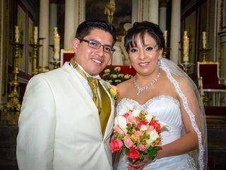 La boda de Monse y Ángel 1