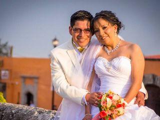 La boda de Monse y Ángel
