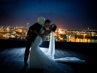 La boda de Mónica y Octavio