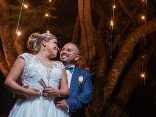 La boda de Karen y Roberto