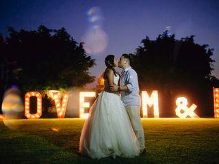 La boda de Mariana y Héctor