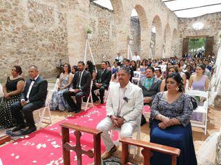 La boda de Mayra y Emmanuel 1