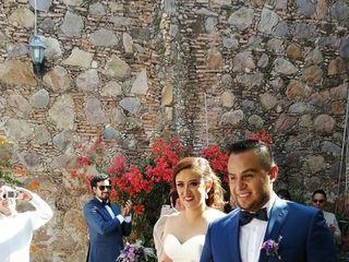 La boda de Mayra y Emmanuel 2