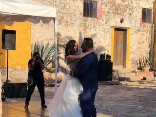 La boda de Mayra y Emmanuel 3