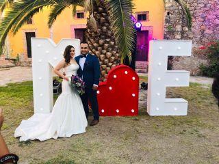 La boda de Mayra y Emmanuel