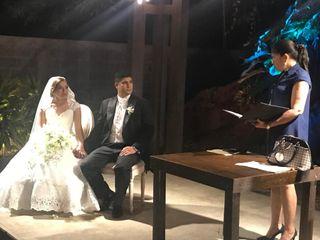 La boda de Adriel y Lucero