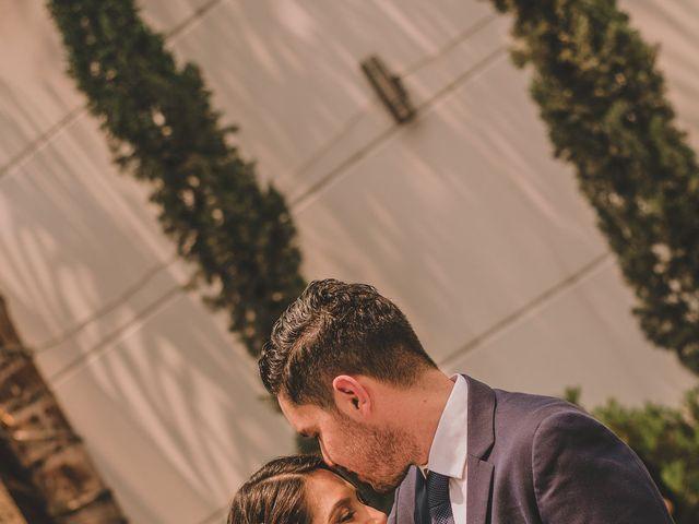 La boda de Marina y Marco