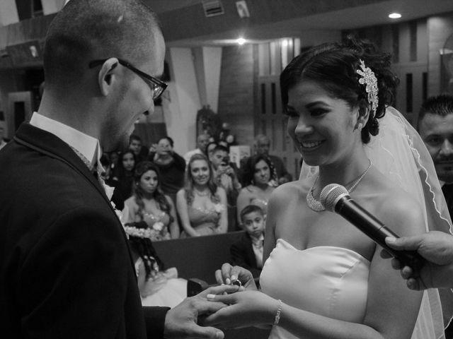 La boda de Thalia y Hugo