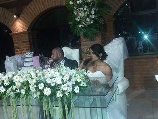 La boda de América y  Valentín 2