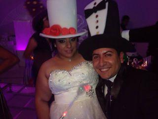 La boda de Cynthia y Jaime