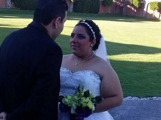 La boda de Cynthia y Jaime 2
